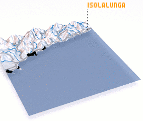 3d view of Isolalunga