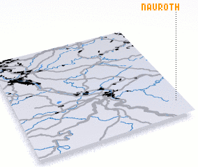 3d view of Nauroth