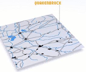 Quakenbrück Germany Map Nonanet - Quakenbruck germany map