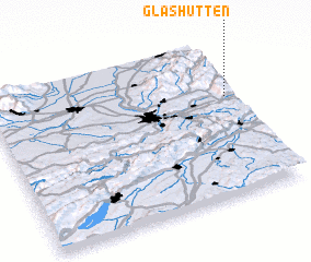 3d view of Glashütten
