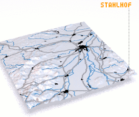 3d view of Stahlhof