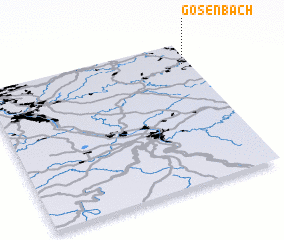 3d view of Gosenbach