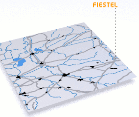 3d view of Fiestel