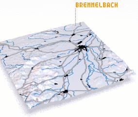 3d view of Bremmelbach
