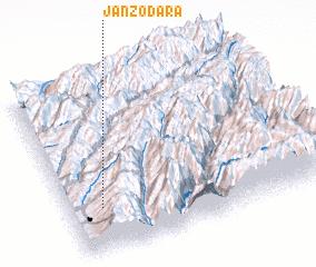 3d view of Janzodara