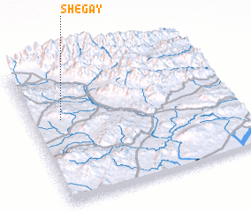 3d view of Shegay
