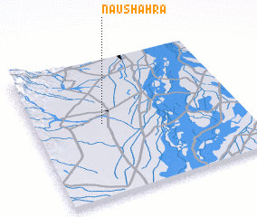 3d view of Naushahra