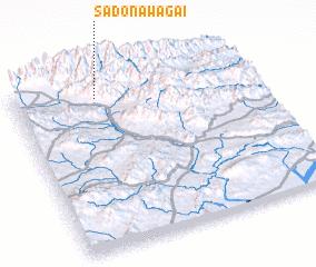 3d view of Sado Nawagai