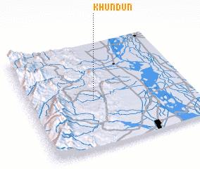 3d view of Khundun