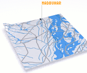 3d view of Mad Buhār