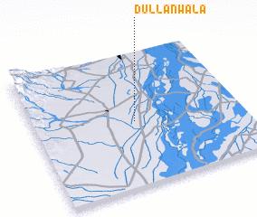 3d view of Dullanwāla