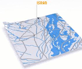 3d view of Isrān