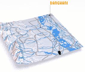 3d view of Dangwāni