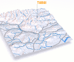 3d view of Tabai