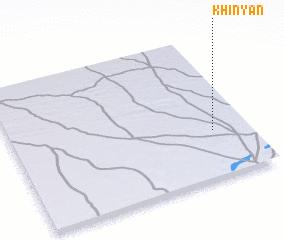 3d view of Khīnyan