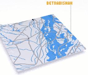3d view of Bet Nabi Shāh