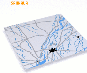 3d view of Sakwāla