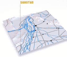 3d view of Dahotar