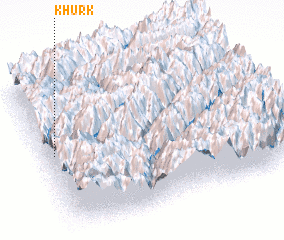 3d view of Khurk