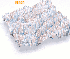 3d view of Ubagn