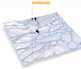 3d view of Kamangar
