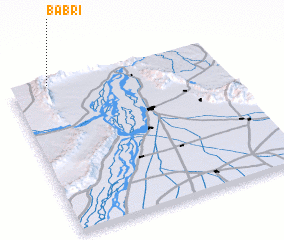 3d view of Babri