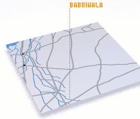 3d view of Babriwāla