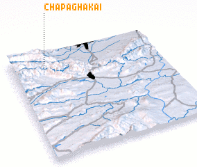 3d view of Chapaghakai