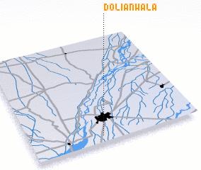 3d view of Doliānwāla