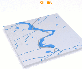 3d view of Suliny