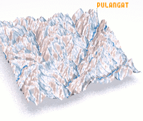 3d view of Pulangat