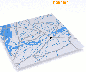 3d view of Bangiān