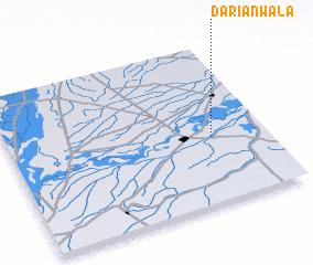 3d view of Dāriānwāla