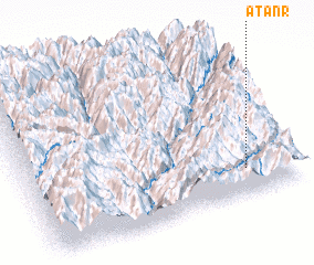 3d view of Atanr
