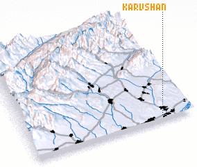 3d view of Karvshan