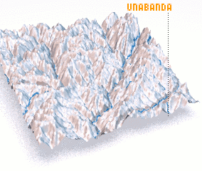 3d view of Una Bānda