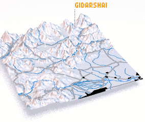 3d view of Gīdarshai