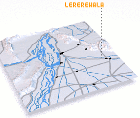 3d view of Lererewāla