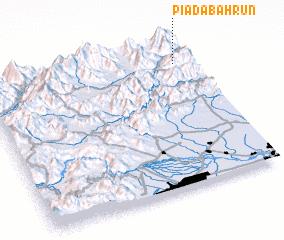 3d view of Piāda Bahrūn