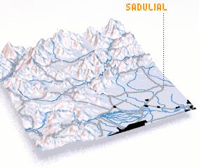 3d view of Saduliāl