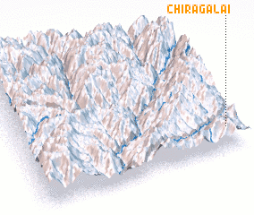 3d view of Chiragalai
