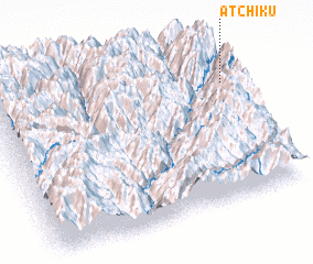3d view of Atchiku