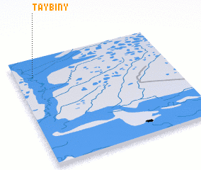3d view of Taybiny