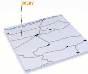 3d view of Dosay