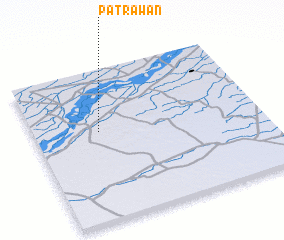 3d view of Patrāwān