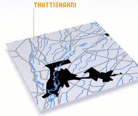 3d view of Thatti Shāhni
