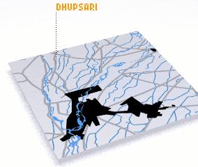 3d view of Dhup Sari