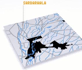 3d view of Sardārwāla
