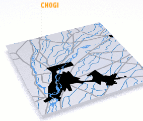 3d view of Chogi