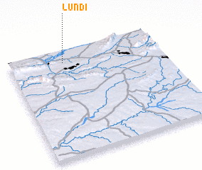 3d view of Lundi